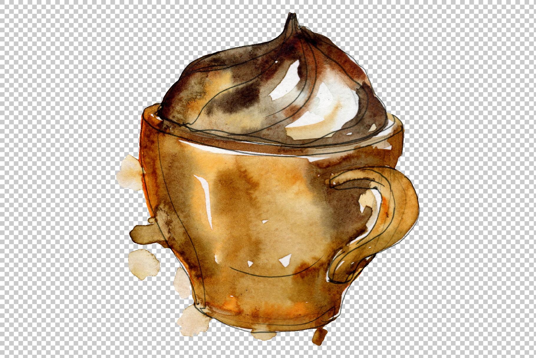 Drinks Juliet Watercolor png example image 5