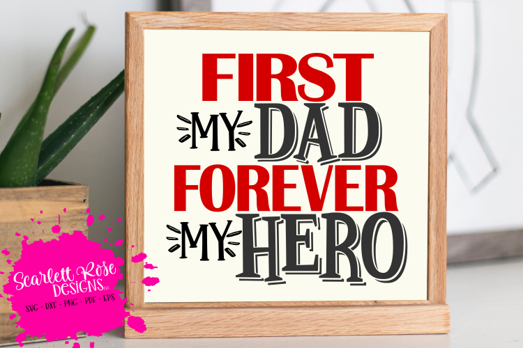 The Dad SVG Bundle - Father's Day SVG example image 6