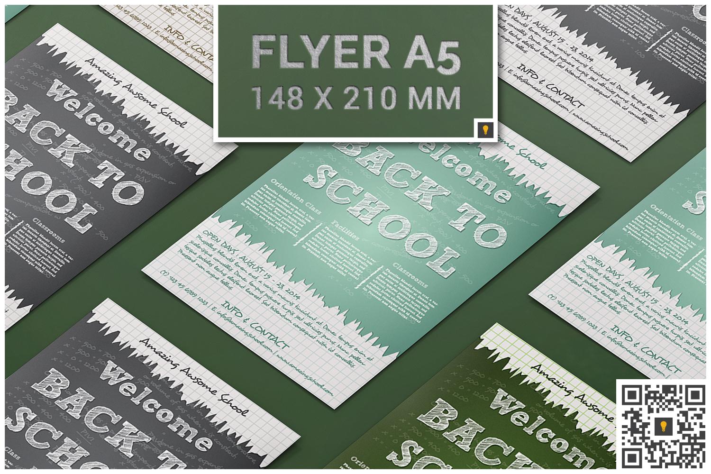 Flyer Bundle 50% SAVINGS example image 11