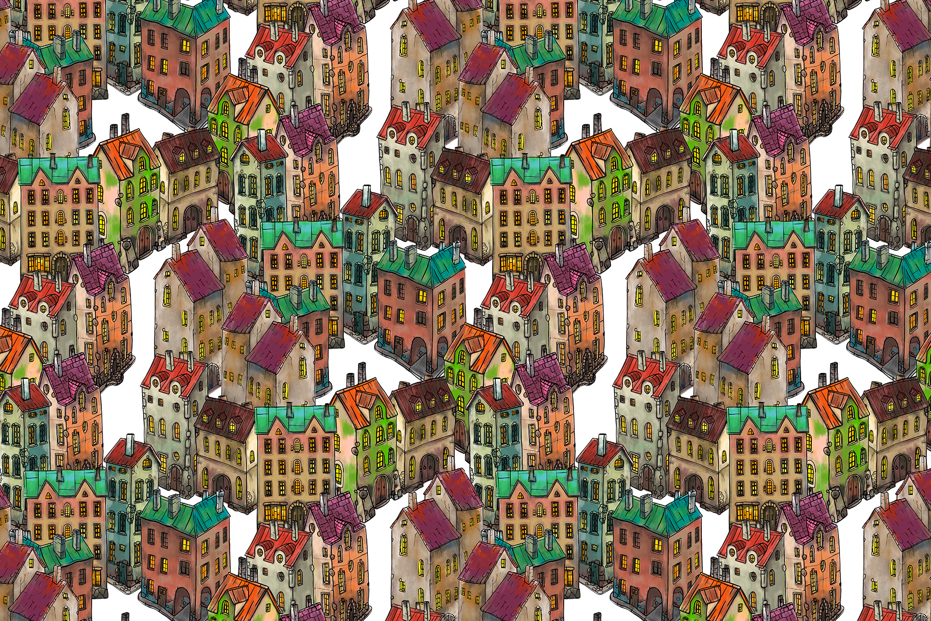 Old city creator example image 3