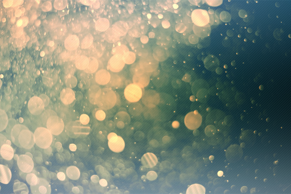 Bright Bokeh Overlays V1 example image 3