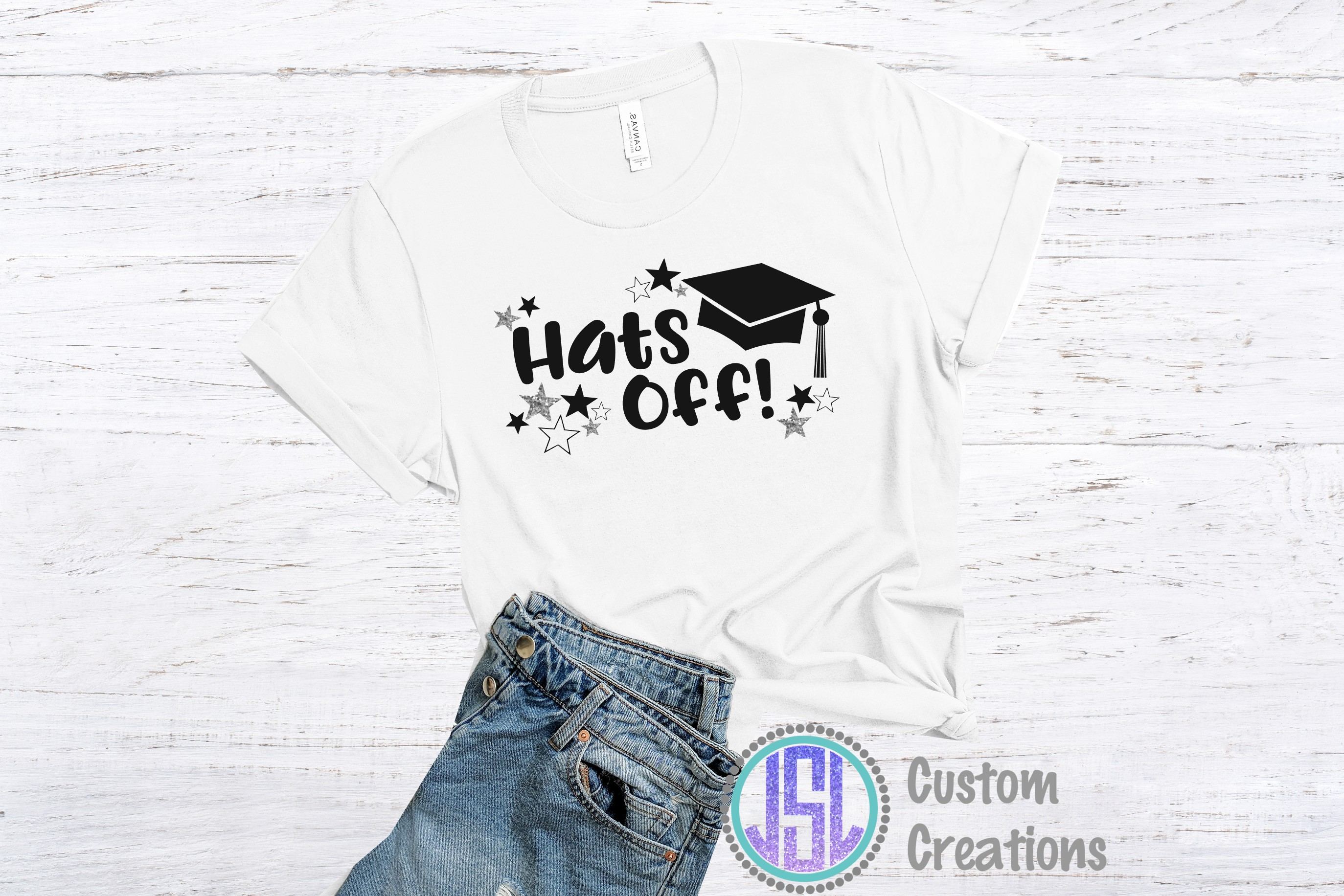 Class of 2019 Graduation| Bundle Set of 6 | SVG DXF EPS PNG example image 7