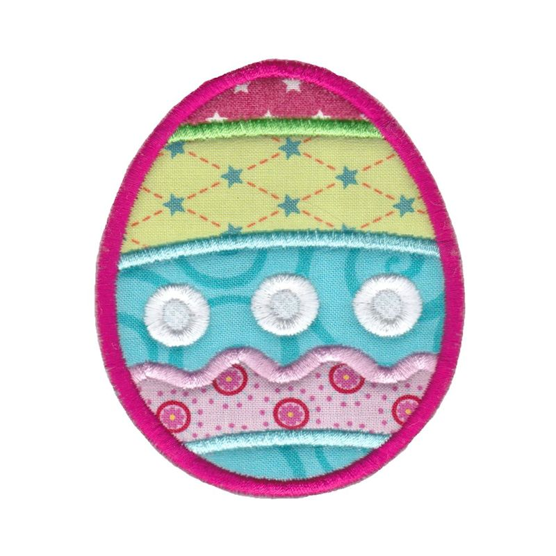 Easter Applique Too - 16 Machine Embroidery Designs example image 16