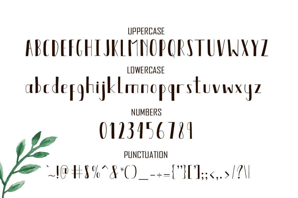 Stylistics Sans example image 5