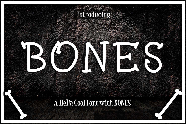Bones example image 1