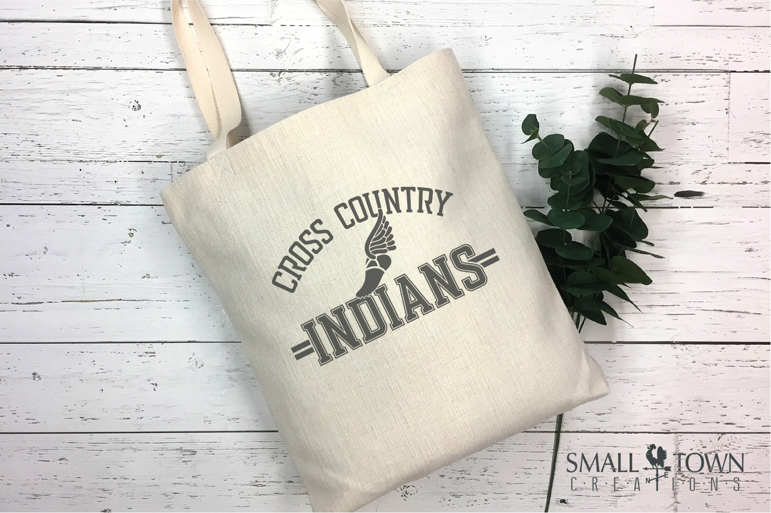 Indian Cross Country, Indians mascot, PRINT, CUT, DESIGN example image 4