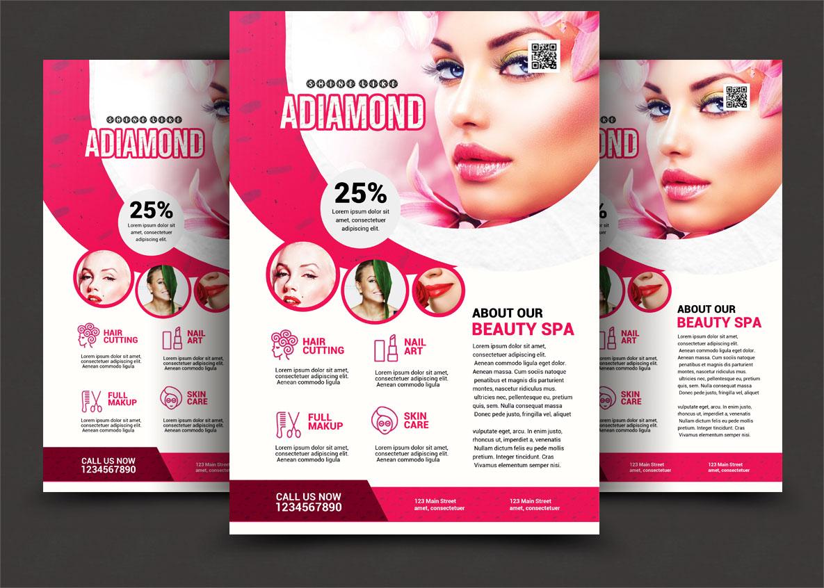 Beauty Bundle flyer 7 example image 3