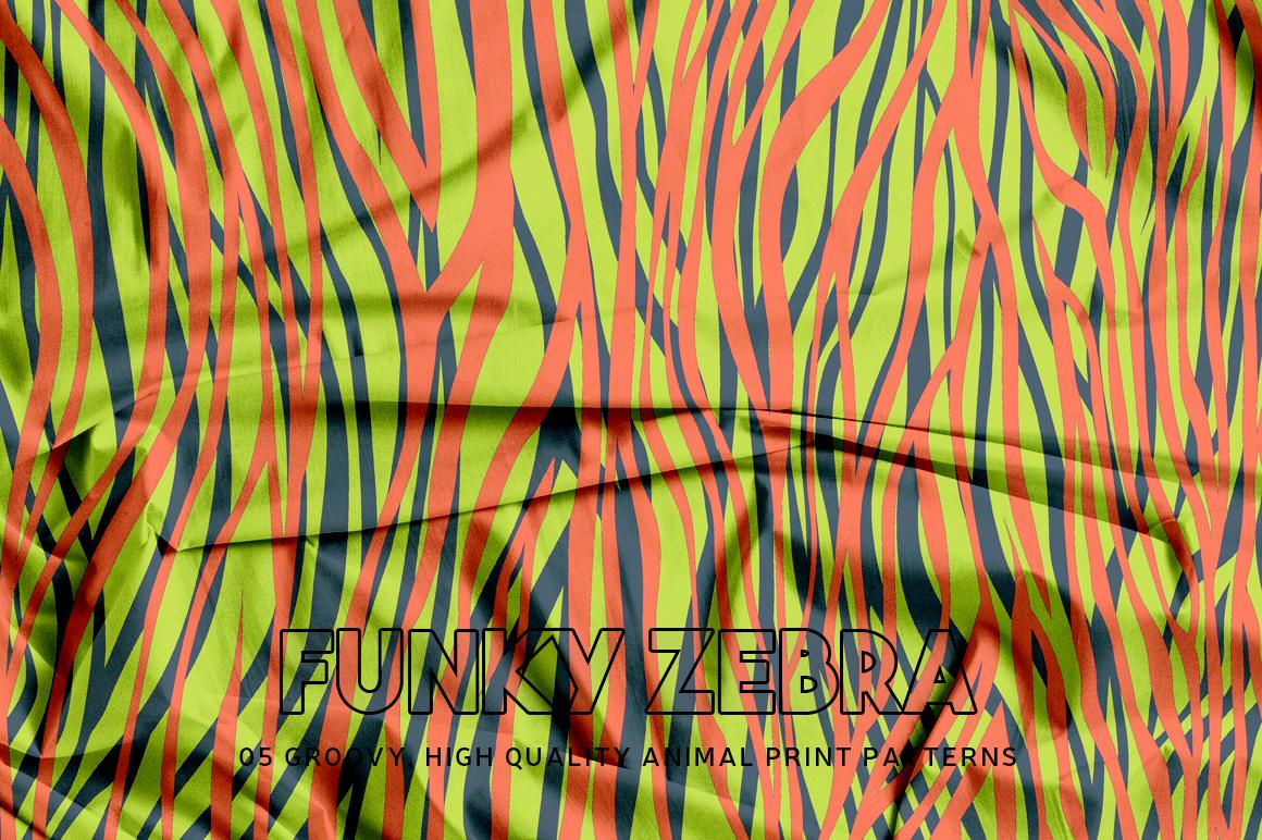 Funky Zebra example image 5