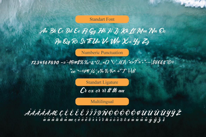 Adenia Script example image 6