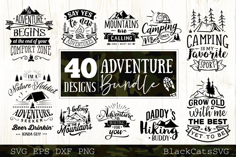 Mega Bundle 400 SVG designs vol 1 example image 4
