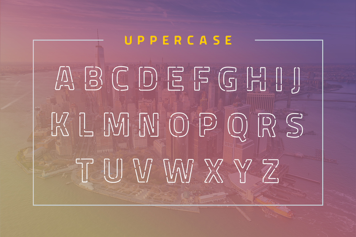 Mexican Grape Display Font example image 6