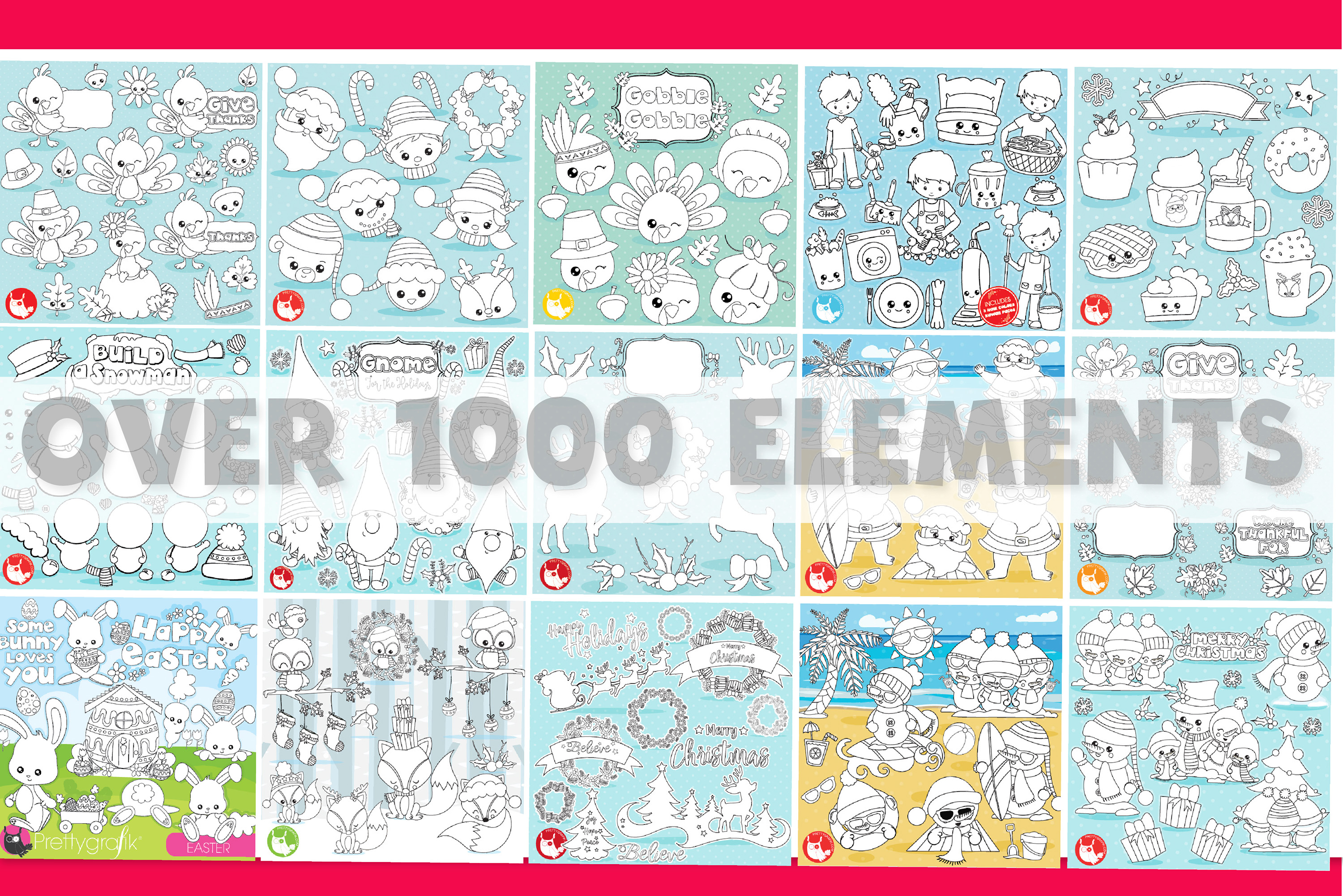 MEGA BUNDLE PART22 - 40000 in 1 Full Collection example image 2