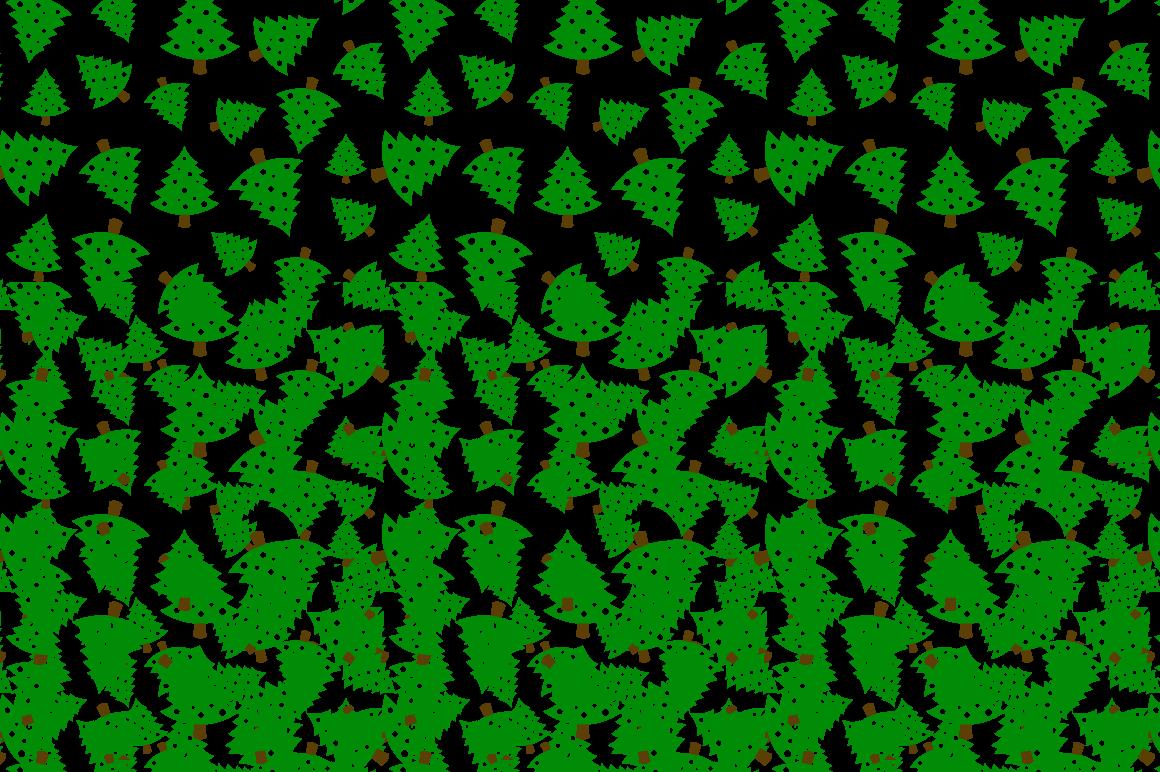 Christmas tree pattern example image 2