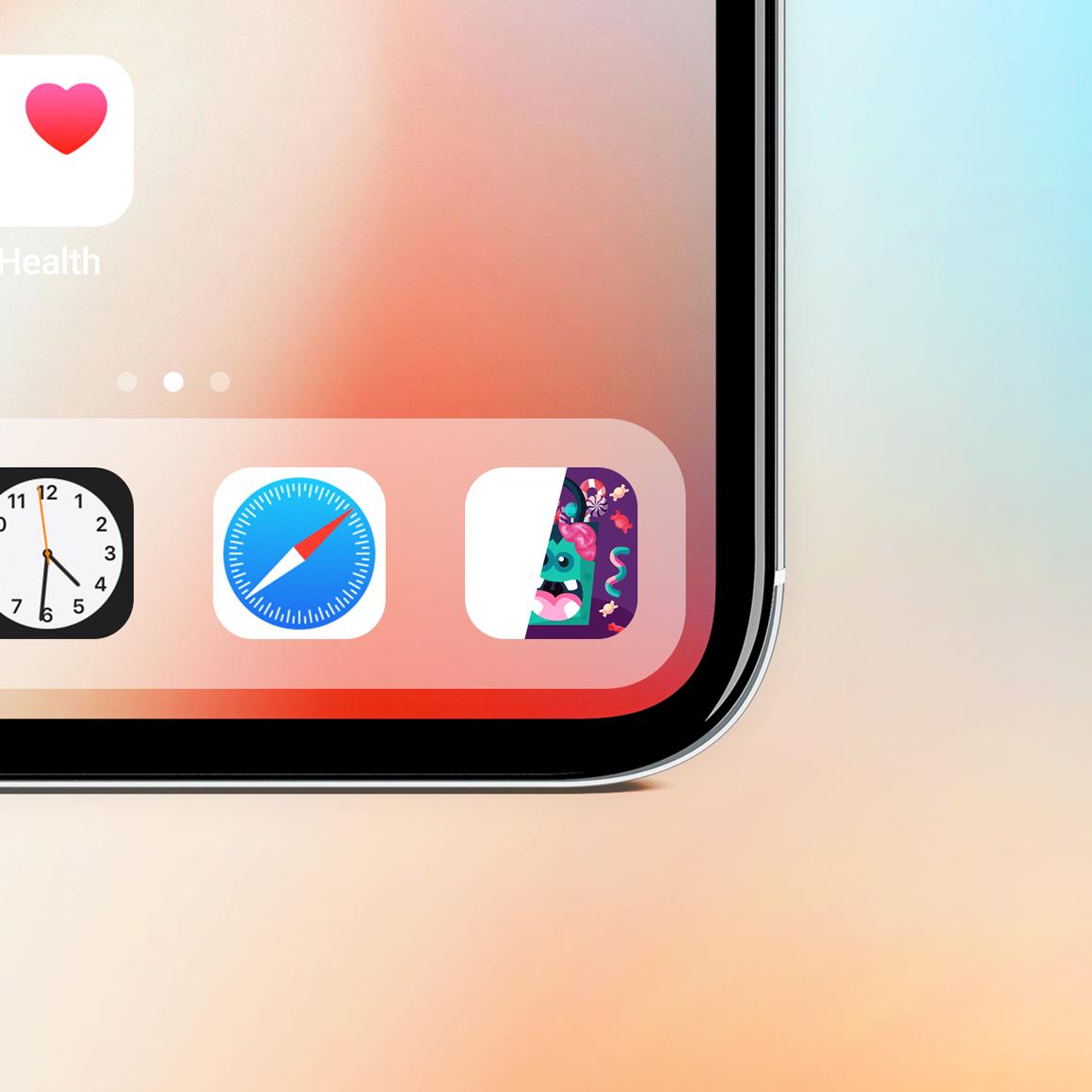 Phone App Mockups Set example image 3