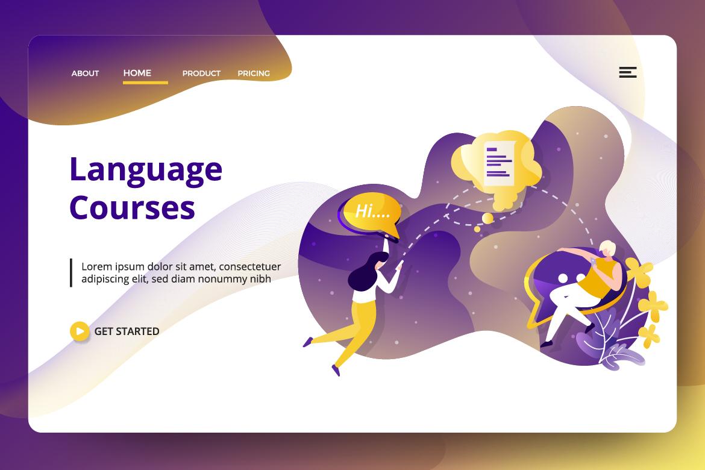 Education Online Vol 2 sets Illustration example image 8