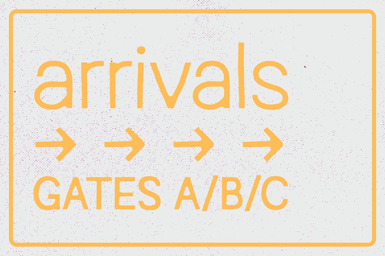 Austral Sans Blur example image 5