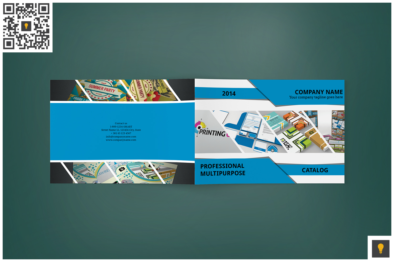 Multipurpose A5 Landscape Catalog example image 2