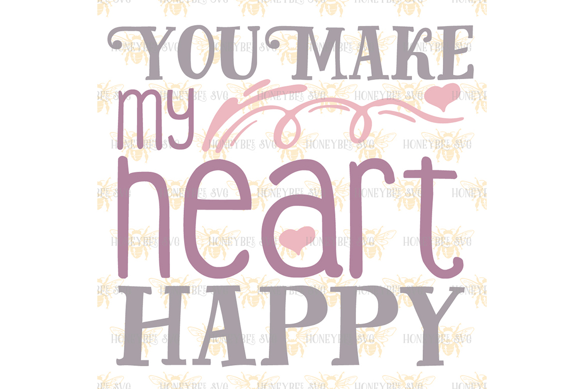 You Make My Heart Happy example image 2