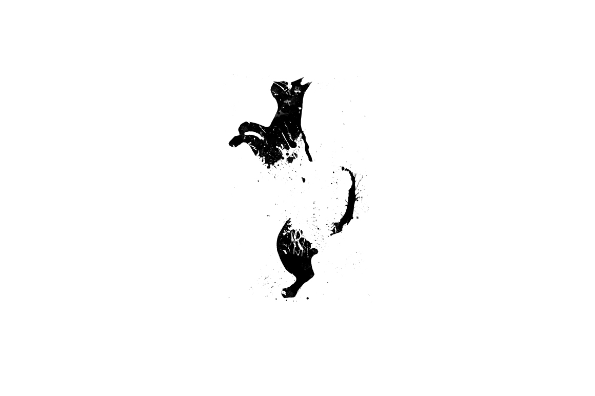 20 Illustration abstract Cats example image 13