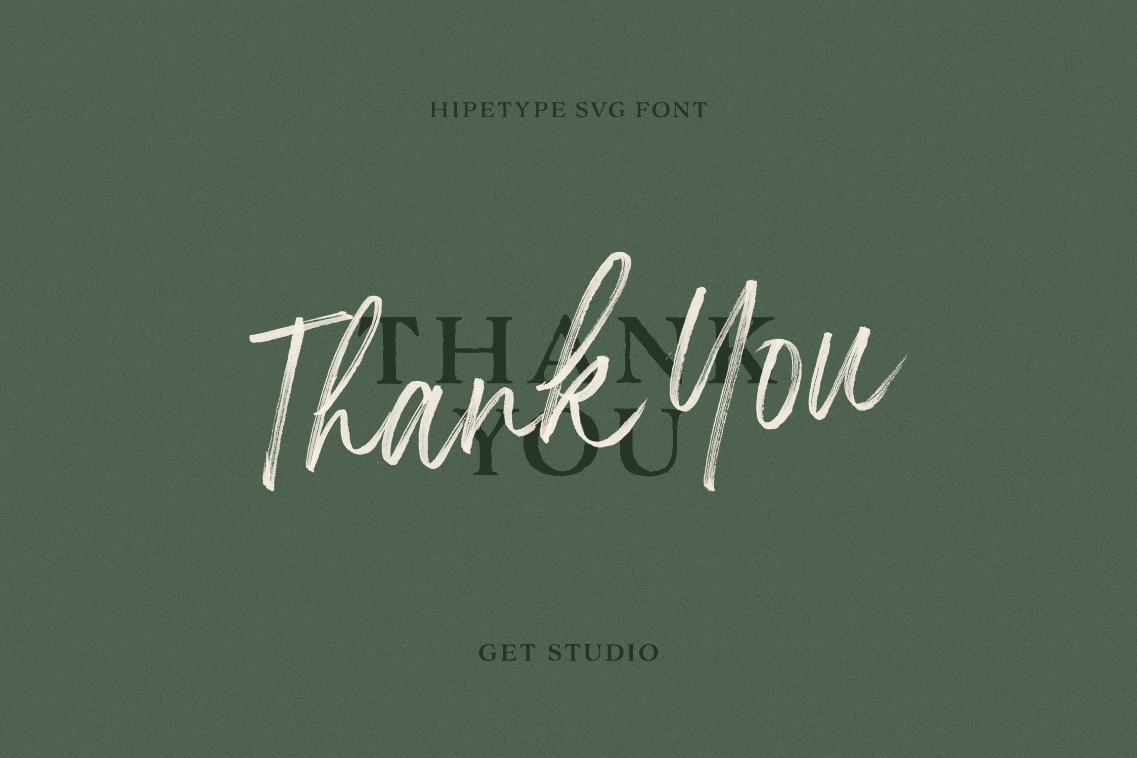 Hipetype SVG Font example image 10