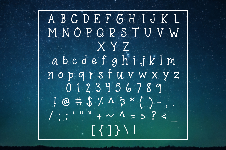 Stardom - Serif Handwritten Font example image 2