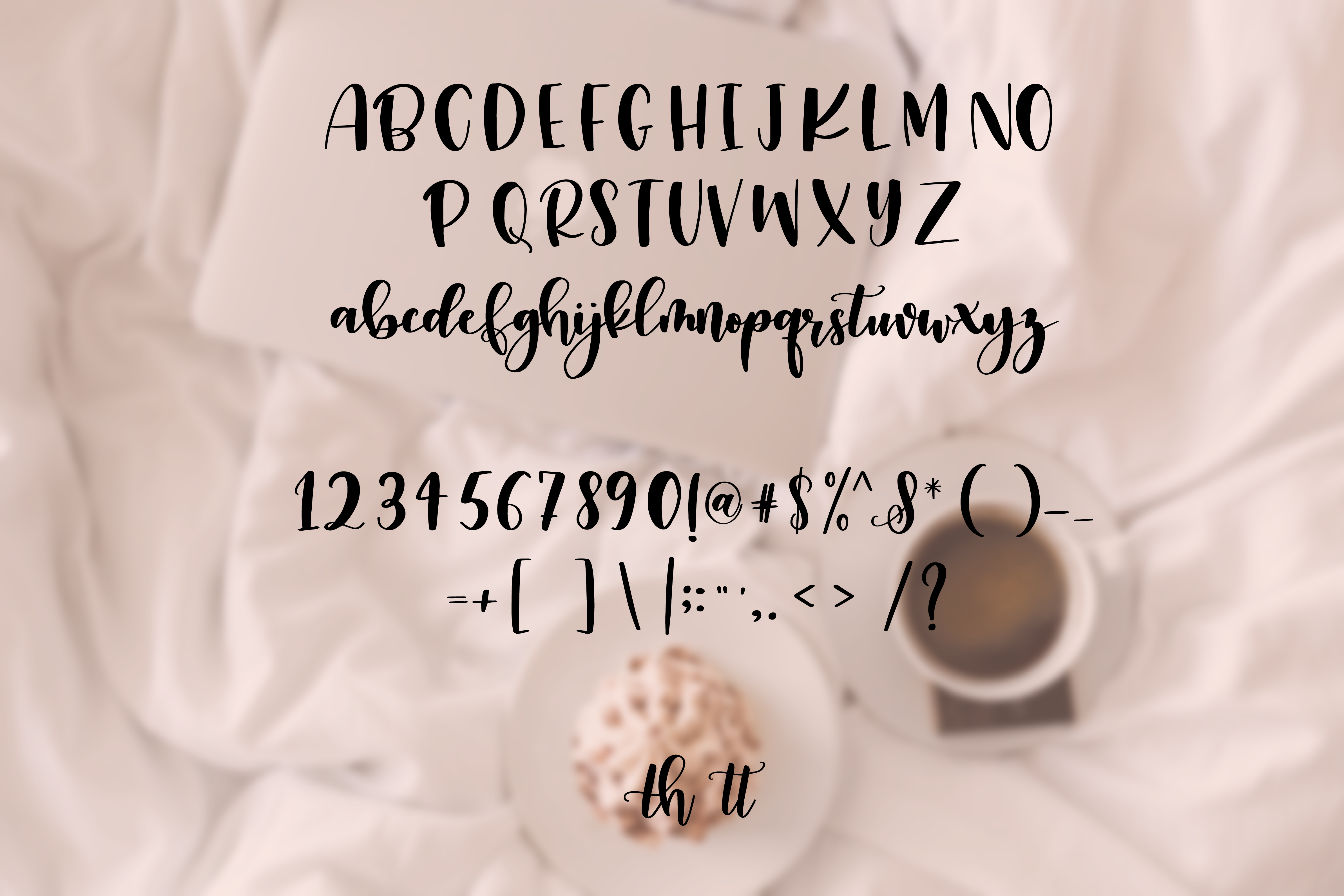 Snuggle Font example image 6