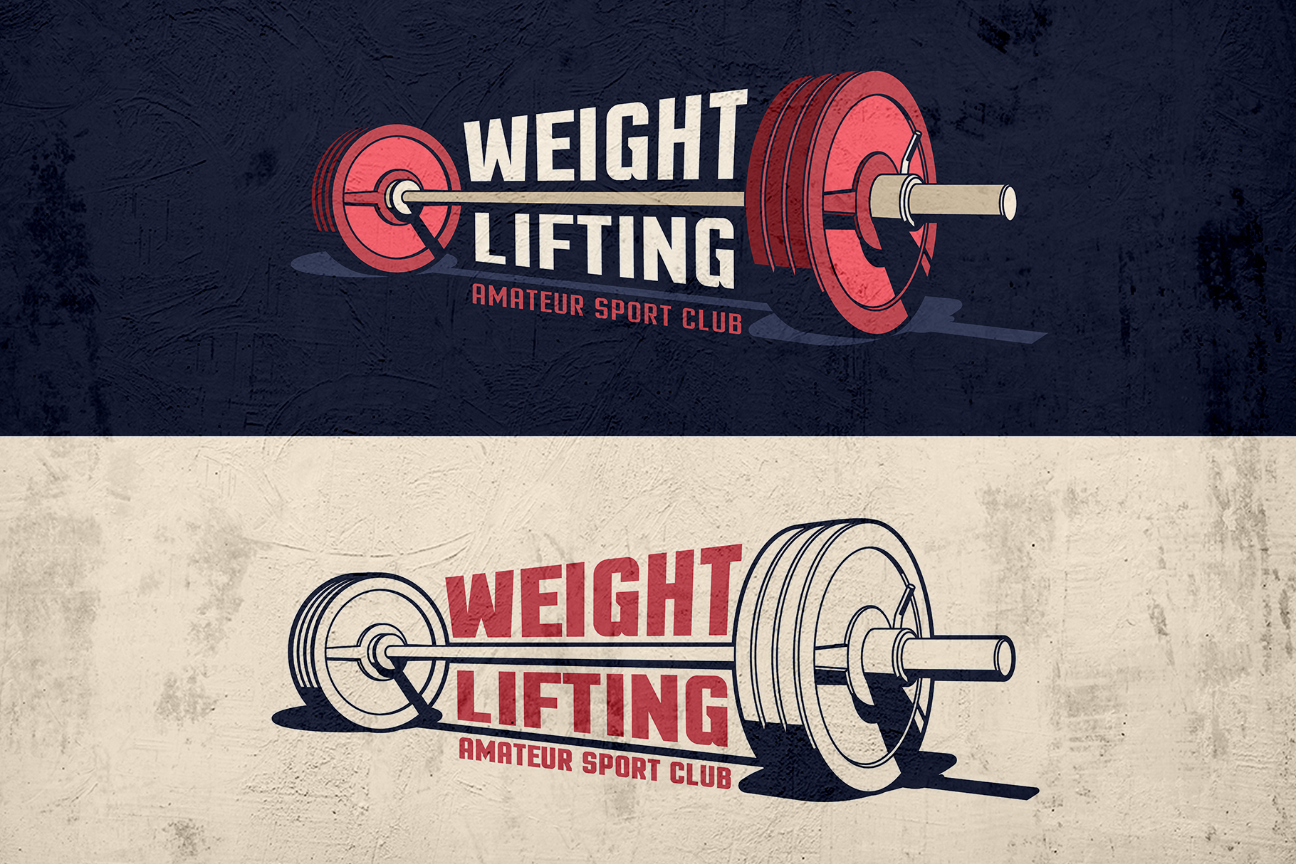 Weight Lifting Retro Pack example image 2