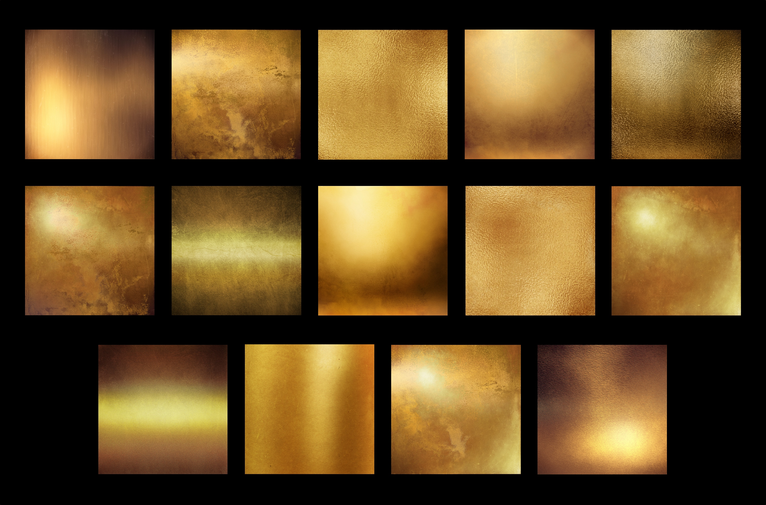 Antique gold textures example image 2