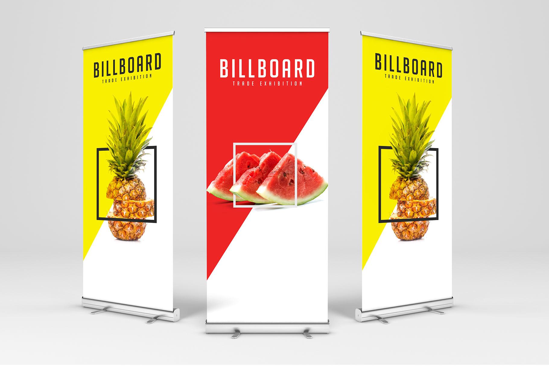 Billboard Mock-Up example image 10
