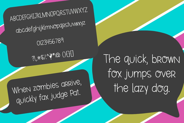 Harpazo Sans example image 2