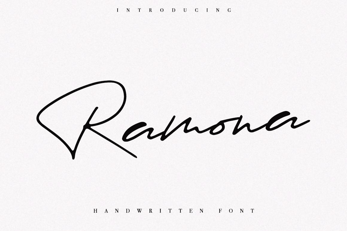Ramona example image 1