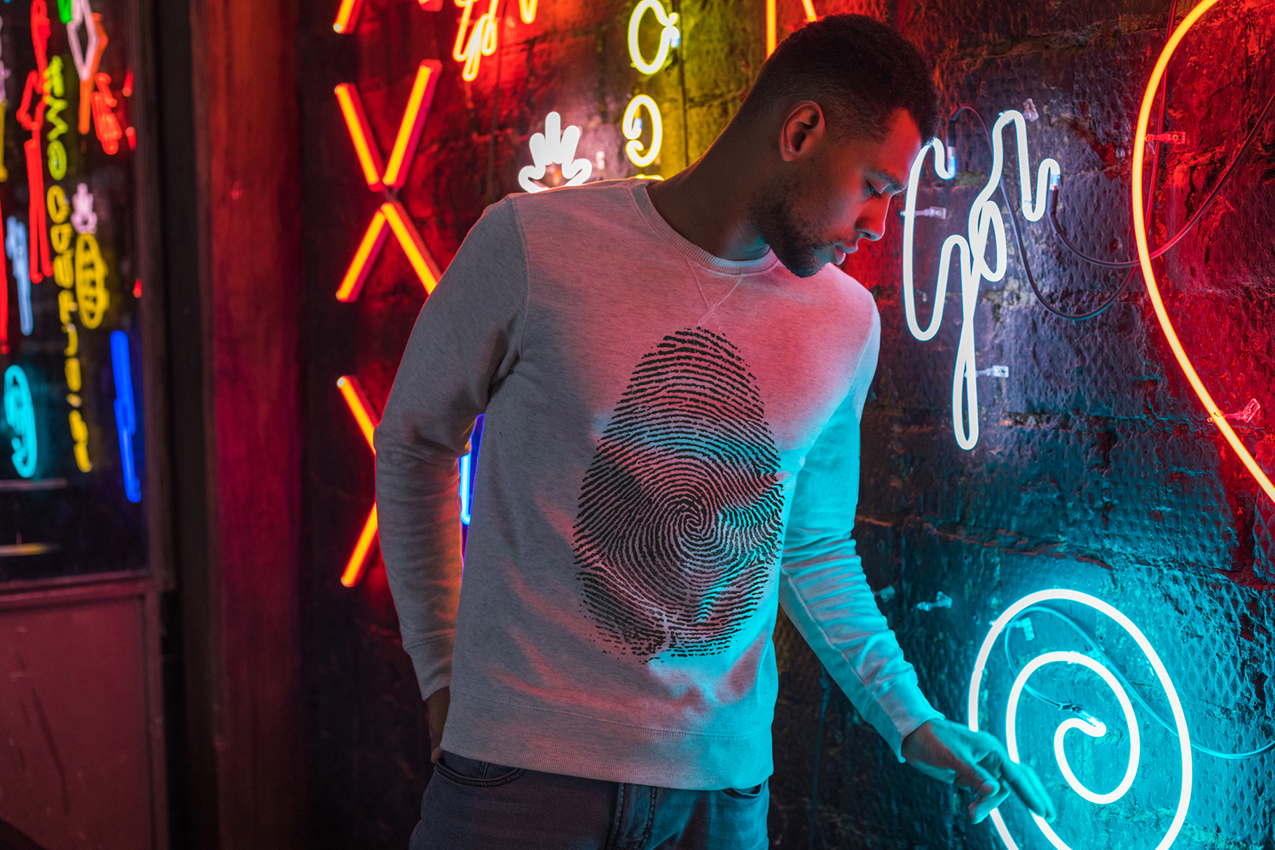 Sweatshirt Mock-Up 2018 #33 example image 13