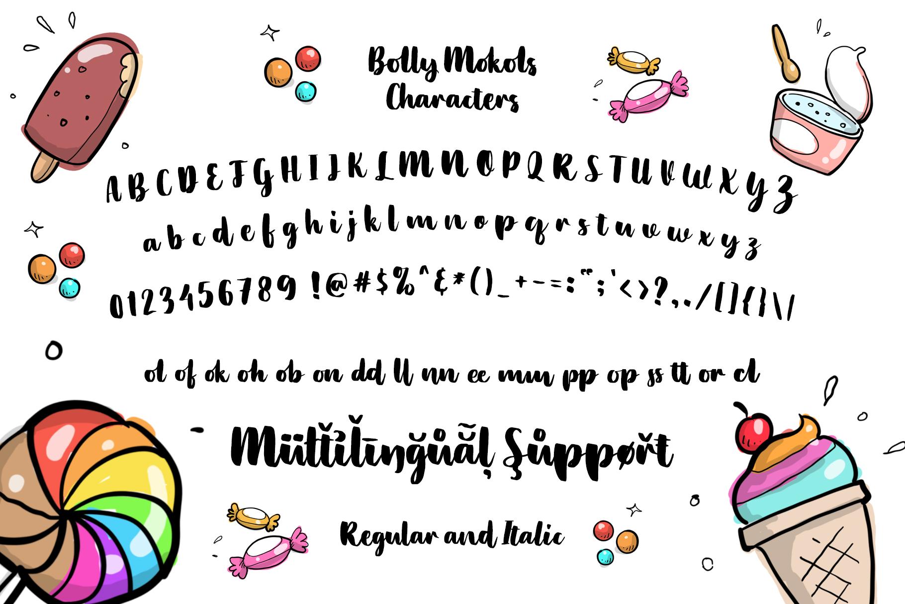 Bolly Mokols example image 6