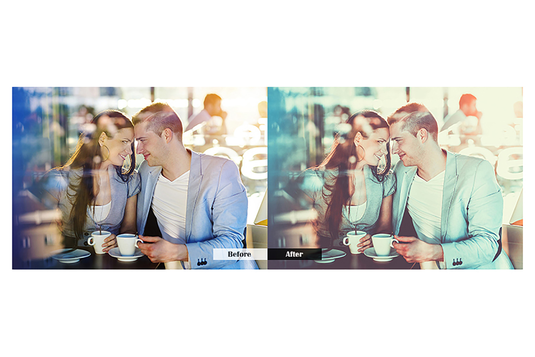 Cinematic Lightroom Mobile Presets example image 3