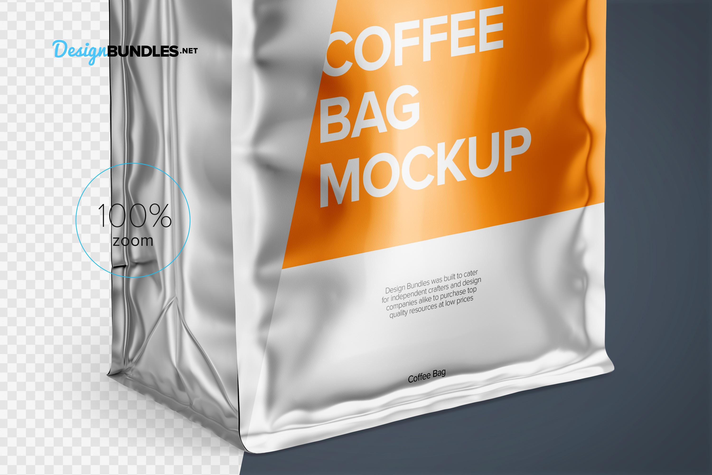 Coffee Bag Mockups example image 6