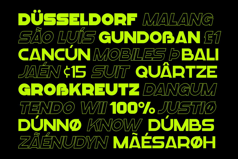 Meltland Font Family example image 6