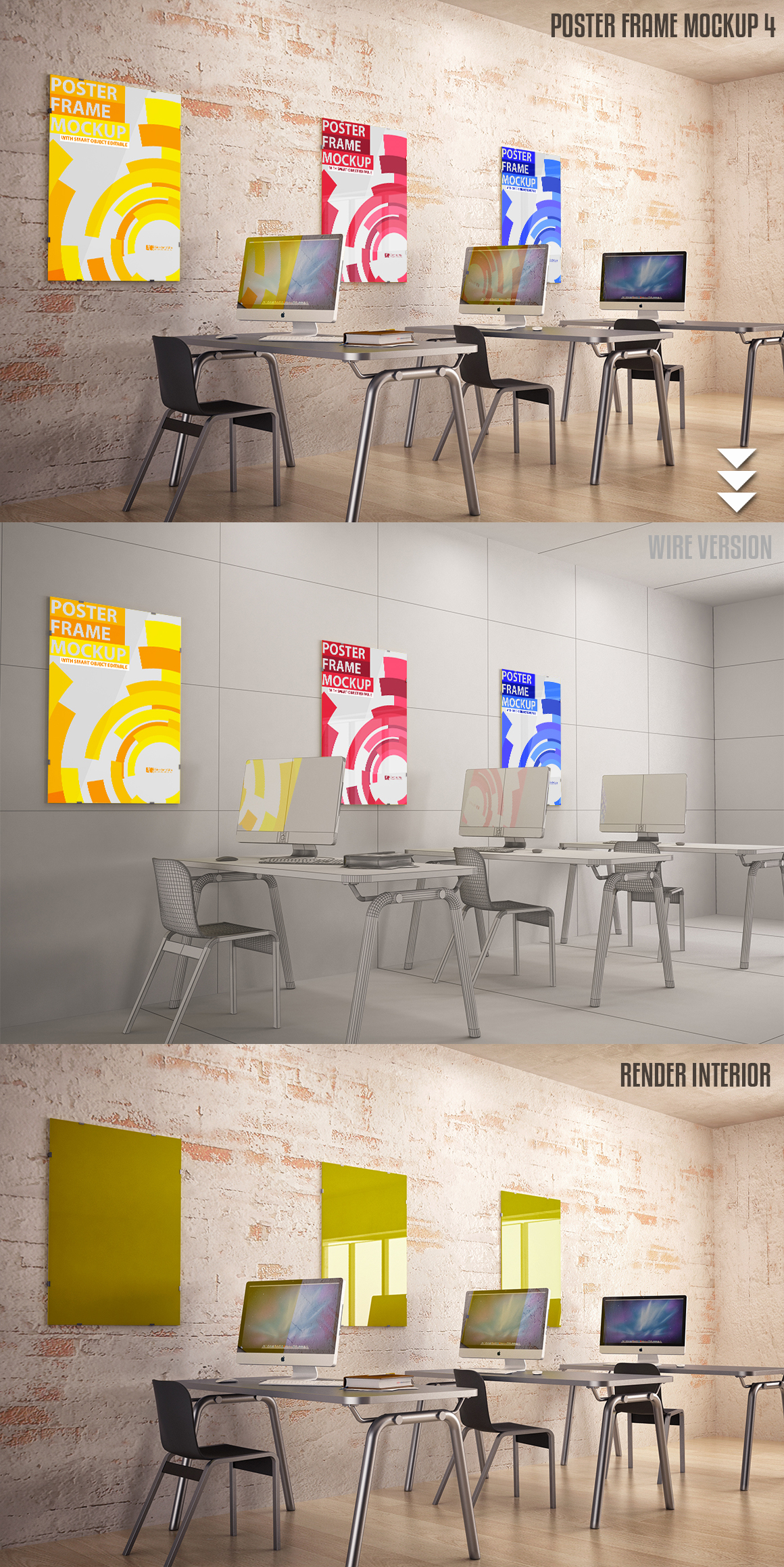 Interiors Mock-up Vol. 3 example image 5