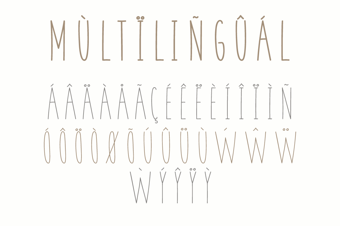 Coyote | A Playful Font example image 9