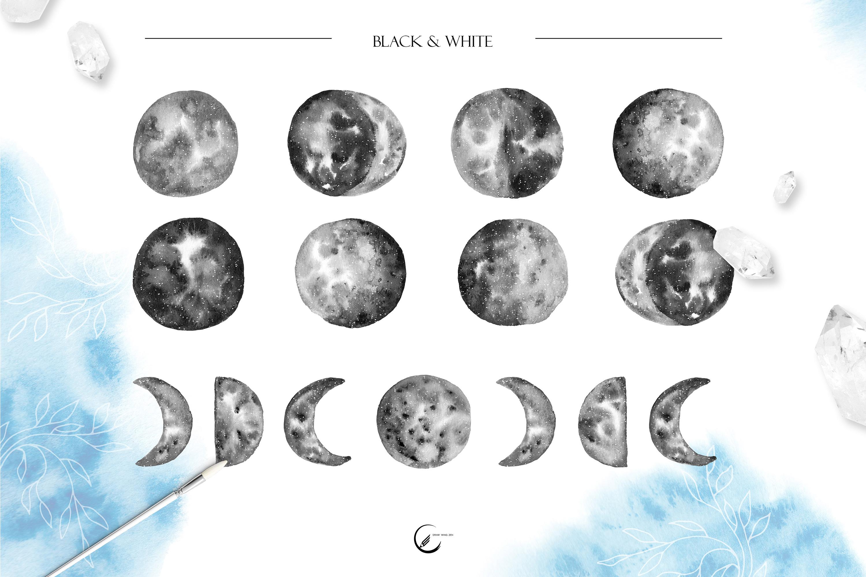 Mystic Artistic. Graphic Set example image 3