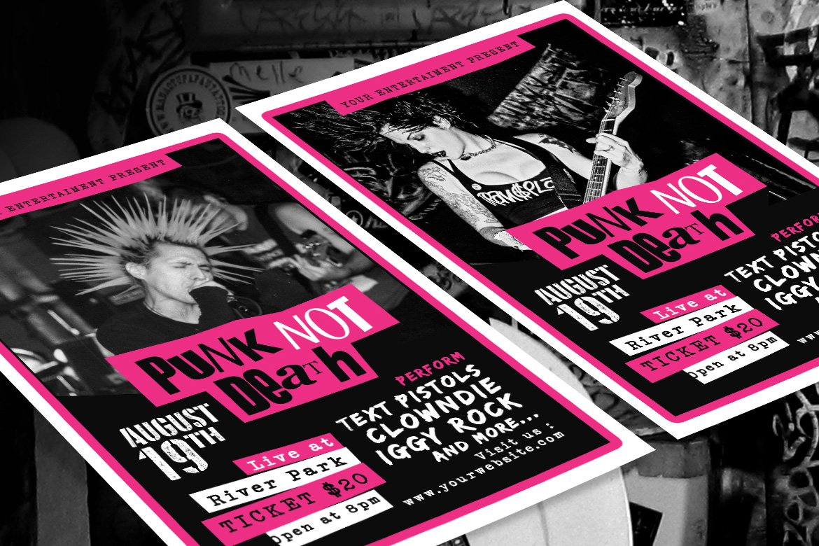 Punk Rock Music Event example image 5