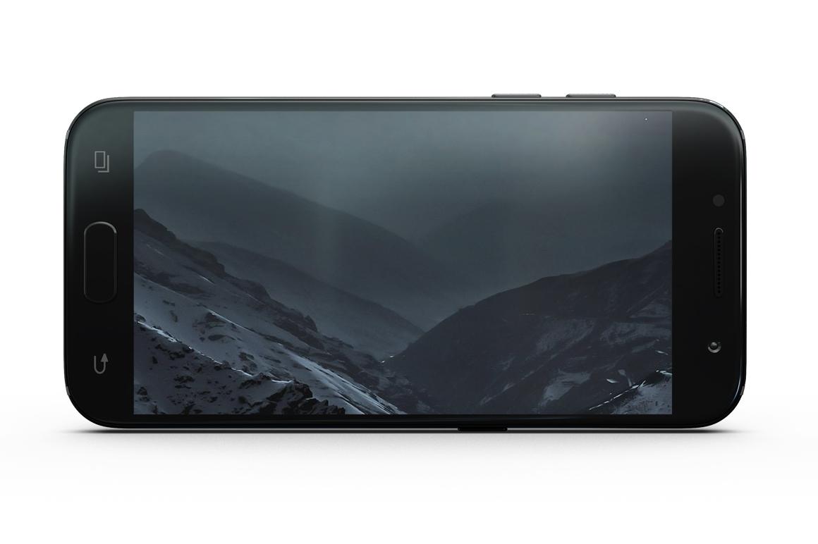 Samsung Galaxy s3 Mockup example image 10