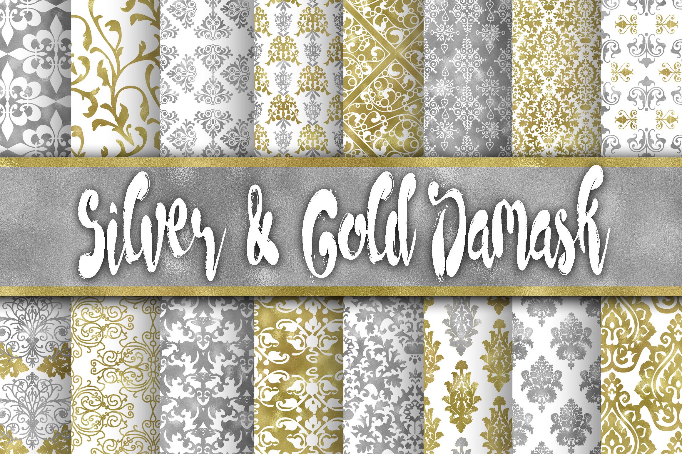 Digital Textures Scrapbook Paper Bundle - Over 250 Sets! example image 30