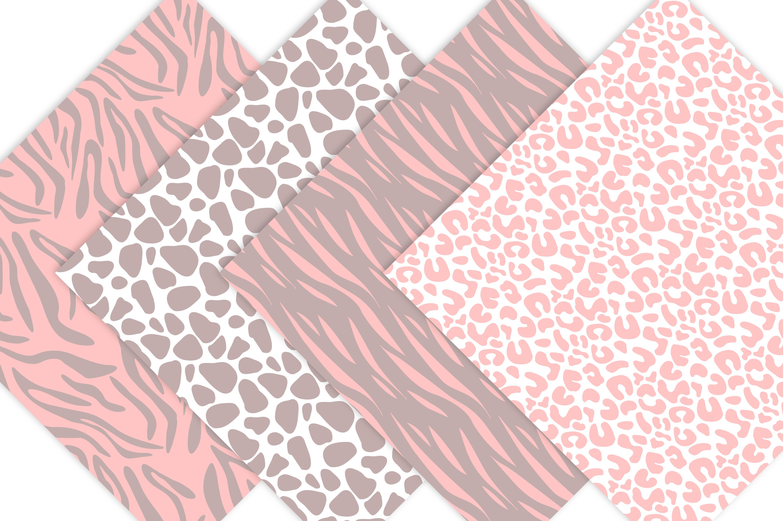 Animal Print - Pink Baby Girl example image 2