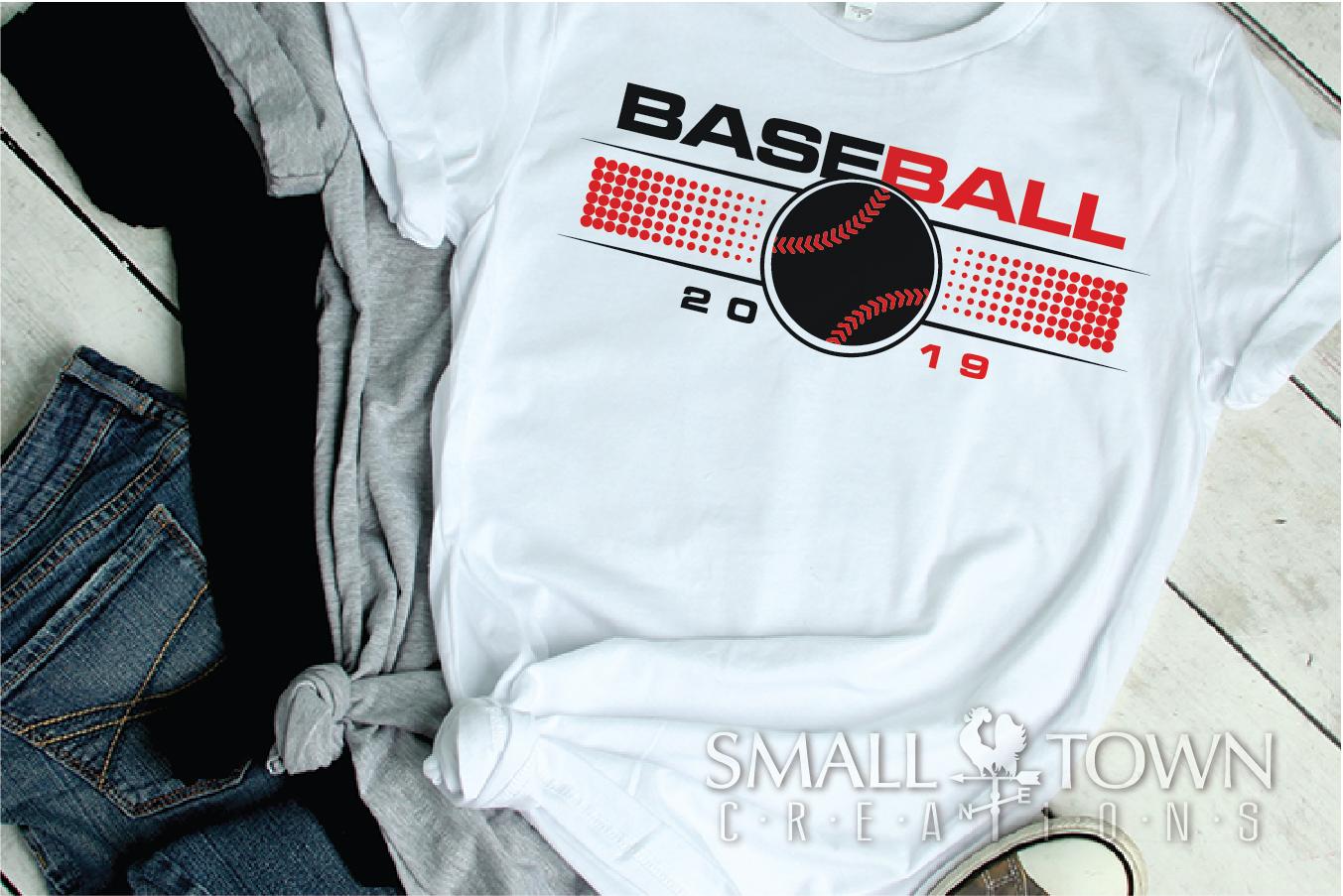 Baseball, Ball sport, Sports, Team logo, PRINT, CUT & DESIGN example image 4