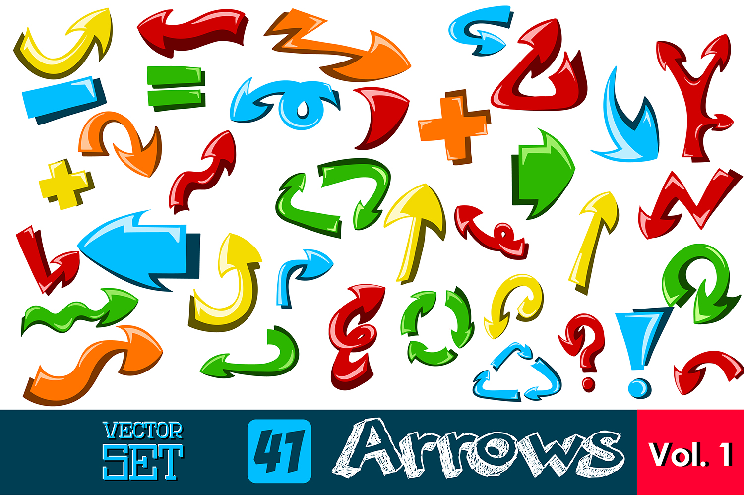 41 hand made arrows set. Vol. 1 example image 2