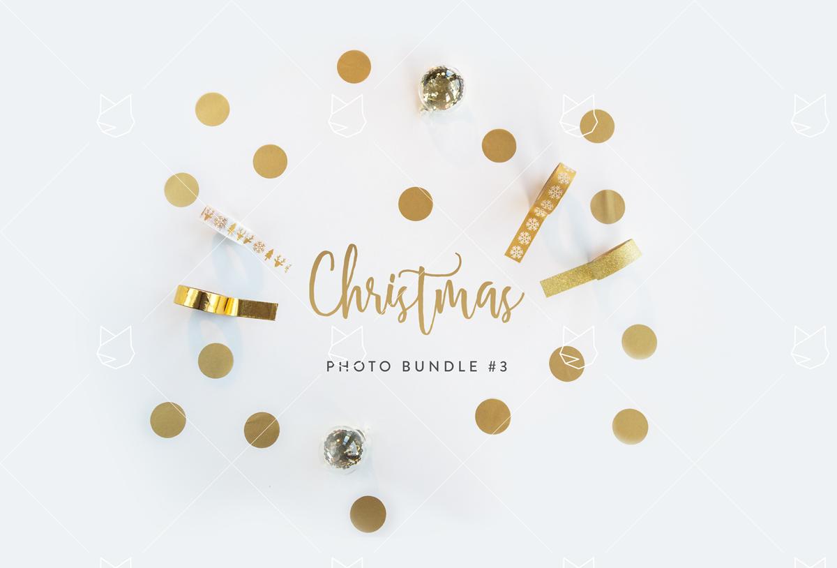 Christmas Photo Bundle #3 with FREE BONUS example image 9