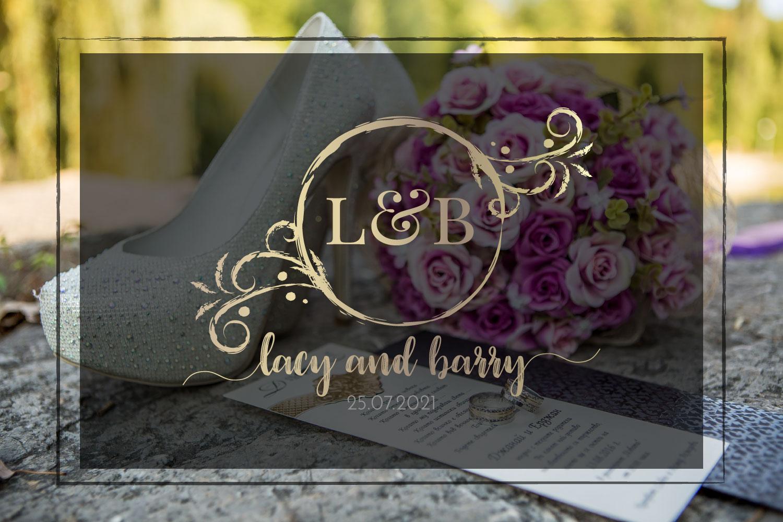 20 PREMADE FEMININE, LUXURY WEDDING OR BUSINESS LOGOS example image 4