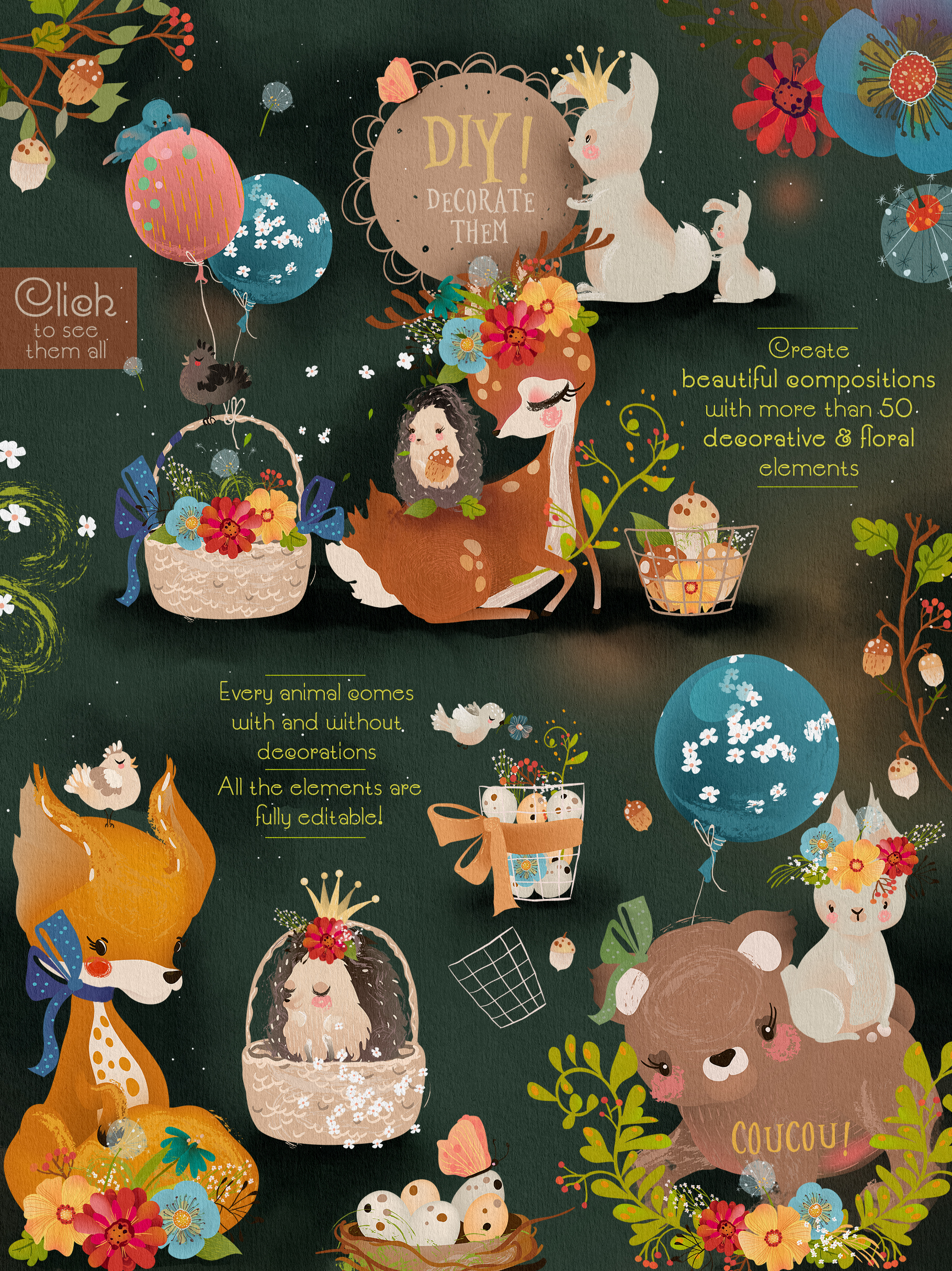 Whimsical Forest example image 4