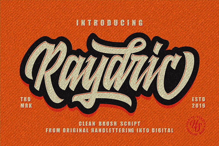 Raydric Script - Extrude Shadow example image 1