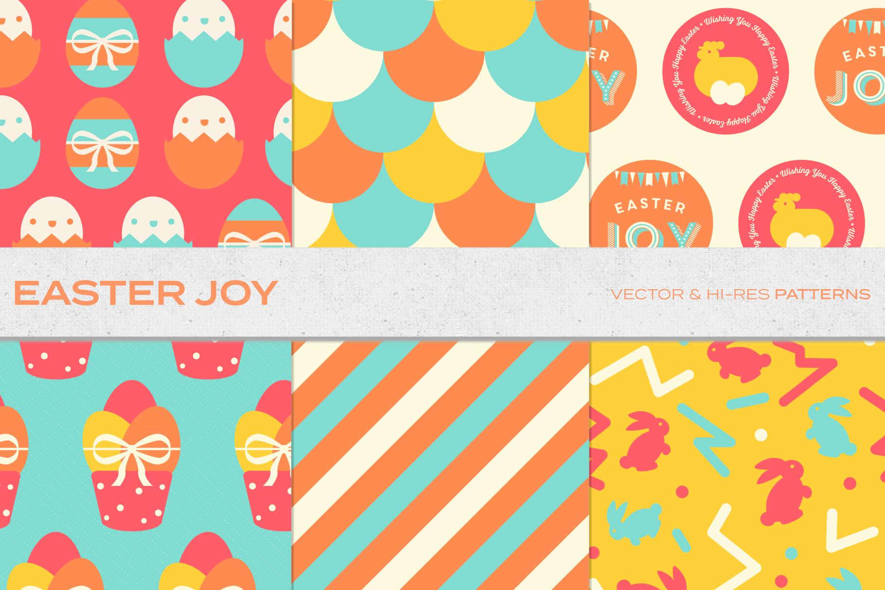 Easter Joy Patterns example image 5